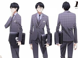 津田健次郎さんや加隈亜衣さん、早見沙織さん演じるキャラクターが公開! TVアニメ『ハンドシェイカー』新キャラ情報