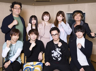 木村良平さん、代永翼さんの今だから話せるオーディション秘話とは? TVアニメ『ちるらん にぶんの壱』声優インタビュー