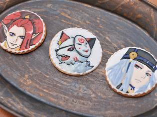 バレンタインデー企画:スマホ向けRPG『陰陽師』の美しすぎるキャラを、美しすぎるアイシングクッキーにしてもらった![PR]