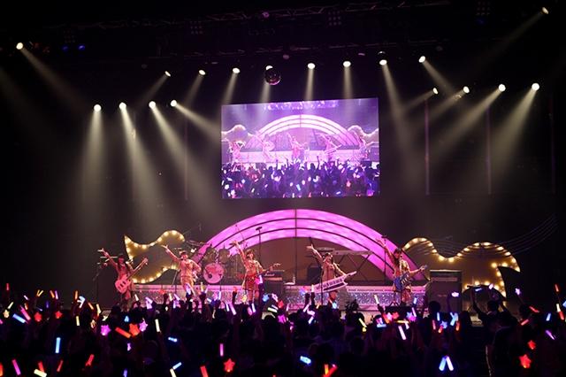 シークレットゲストはもう一組のガールズバンド!? 「BanG Dream! 3rd☆LIVE」愛美さん、大橋彩香さんらのパフォーマンスにファン大熱狂!-3