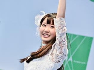 東山奈央さん、ソロデビューシングル発売記念イベントで『チェンクロ』テーマ曲を大熱唱! 開催日の2月12日は、実は運命の日だった!?