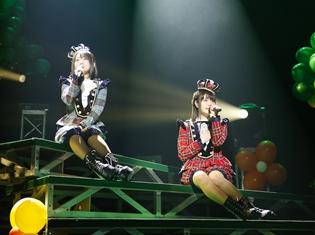 悠木碧さん&竹達彩奈さんの声優ユニット「プチミレディ」、3rdライブは笑いあり、感動ありのプチミレワールド炸裂