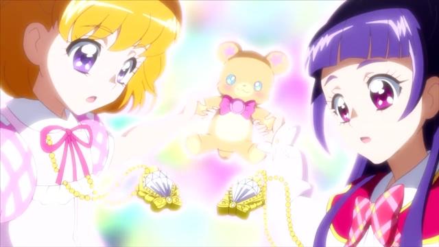 ▲第1話「出会いはミラクルでマジカル!魔法のプリキュア誕生!」より