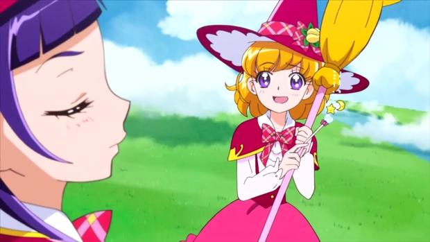 ▲第9話「さよなら魔法界!?みらいとリコの最終テスト!」より