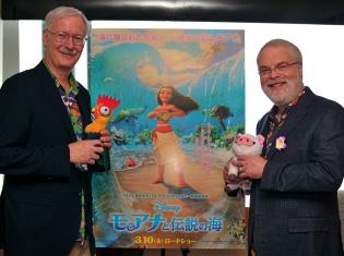 宮﨑駿監督作品の影響を受けたヒロインが、世界を救うべく旅立つ!? ディズニー映画最新作『モアナと伝説の海』監督インタビュー