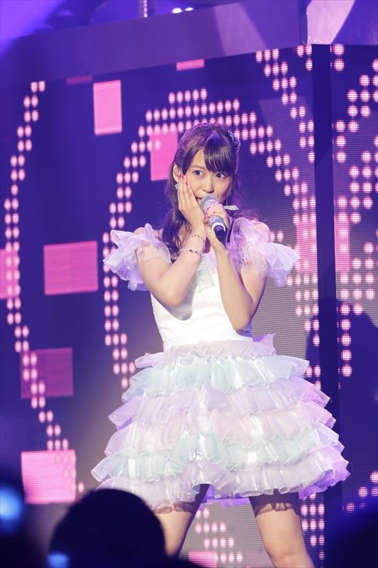 """i☆Ris4年間の集大成がここに――芹澤 優さんのソロライブ「Yu Serizawa Birthday Live ~Present Box~""""」レポートの画像-7"""