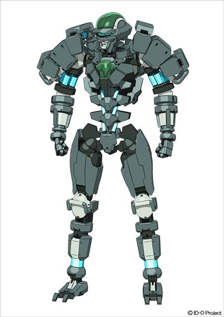 ID-0(アイディー ゼロ)-9