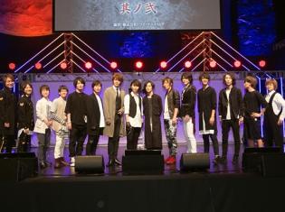 アニメ『文豪ストレイドッグス』完全新作による劇場版、制作決定!宮野真守さん、神谷浩史さんら出演のイベントにて明らかに
