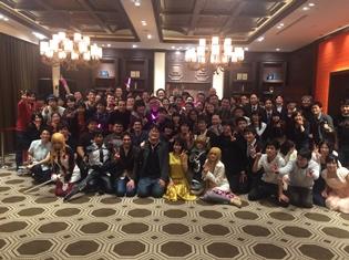 『劇場版 ソードアート・オンライン』LiSAさんや原作・川原氏登壇のシークレットディナーショー開催! 世界各国のファンが参加し大盛況