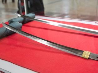 本物の日本刀がズラリ!? ワンフェスに展示されていた『刀剣乱舞』のフィギュアやグッズをまとめてレポート!【ワンフェス2017冬】