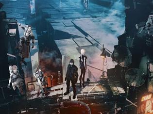 櫻井孝宏さん・花澤香菜さん・宮野真守さんら劇場アニメ『BLAME!』主要声優9名が解禁! 公開日は5月20日に決定