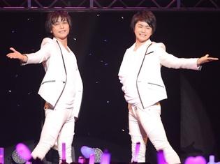 河本啓佑さん、村上喜紀さんの歌&ダンスでファンを魅了――「VEPPer 1st LIVE」レポート