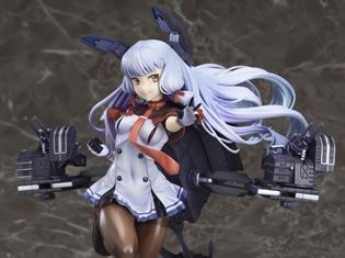 『艦これ』の特型駆逐艦・叢雲改二がフィギュアになって登場! 脚部や髪、頭部艤装など、細部までこだわった逸品