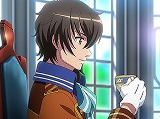 ショートアニメ『夢王国と眠れる100人の王子様ショート』の公式サイトがオープン! アプリ『夢100』ではアニメの前日譚を配信