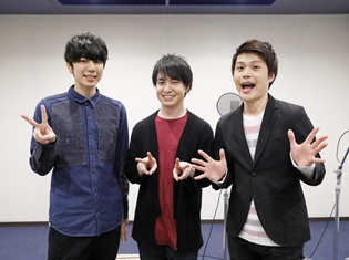 『アイ★チュウ』2nd Albumのクロスフェード動画を公開! 「Alchemist」の小林裕介さん、西山宏太朗さん、内匠靖明さんからのコメントも
