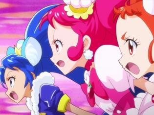 アニメ『キラキラ☆プリキュアアラモード』第4話より先行カットが到着! キャラソンシリーズが5枚同時リリース決定