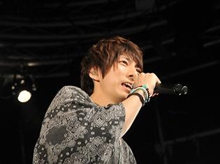 羽多野渉さんのライブツアーがスタート! 第1弾千葉公演・夜の部のオフィシャルレポートを公開