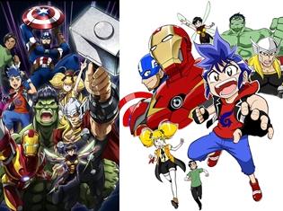マーベルによる新作日本オリジナルTVアニメ「マーベル フューチャー・アベンジャーズ」の制作が発表! 今夏放送開始