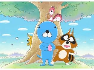 TVアニメ『ぼのぼの』がプラネタリウムアニメになって2017年秋公開予定!