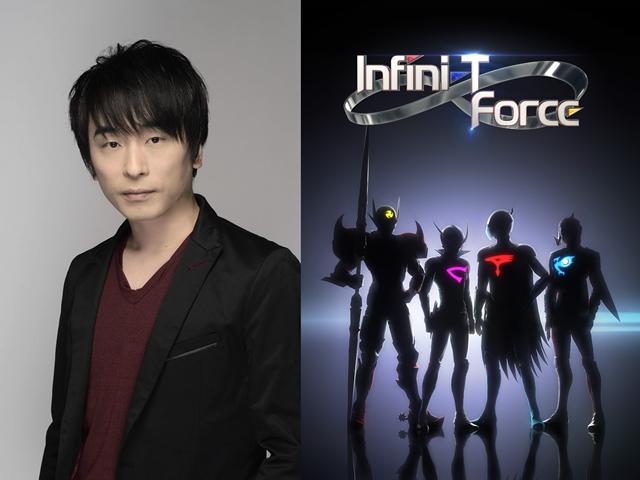 タツノコプロ新作アニメ『インフィニティ フォース』10月放送開始