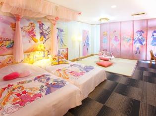 池の平ホテルにて『キラキラ☆プリキュアアラモード』 宿泊プラン2017年3月4日~2018年1月8日宿泊分販売!