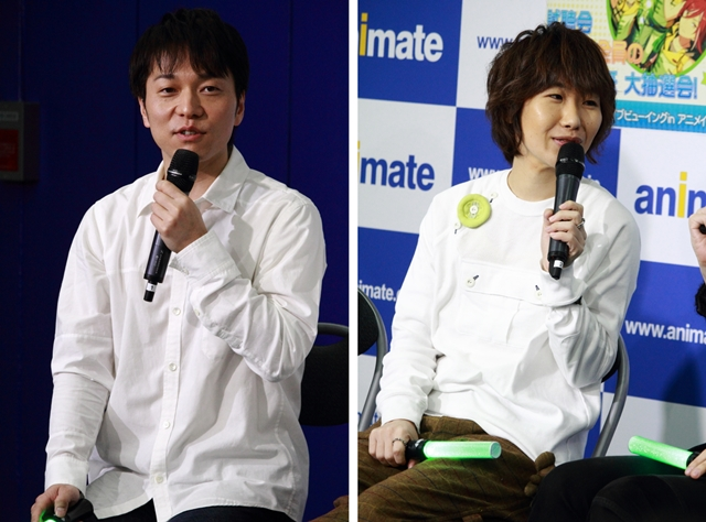 ▲(左)野島健児さん、(右)山本和臣さん