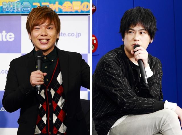 ▲(左)米内祐希さん (右)大須賀純さん