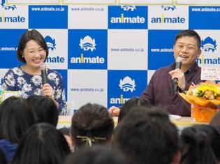 岩田光央さんは、なぜ書籍『声優道』を出したのか?ーー書籍出版記念サイン会レポート