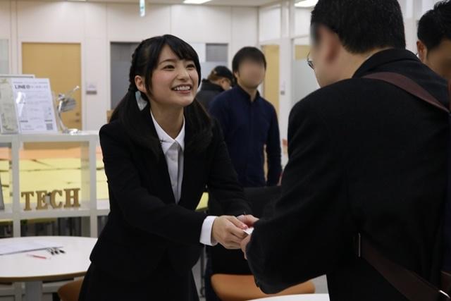 高野麻里佳さん曰く「将来が不安ということは、それだけ可能性は無限大なんです!」パソナテック応援キャラクター・てくのたんお披露目イベントをレポート