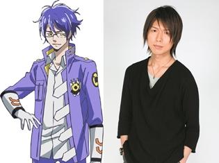 TVアニメ『エルドライブ【ēlDLIVE】』オリジナルキャラクター・ヴェガの声優を神谷浩史さんが担当!