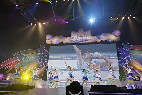 """僕たちは「1」になる瞬間に立ち会った――""""ラブライブ!サンシャイン!! Aqours First LoveLive! ~Step! ZERO to ONE~""""をレポートの画像-3"""