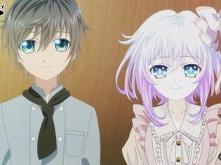 TVアニメ『ハンドシェイカー』より、#10「Kitten Kitchen」のあらすじと先行場面カットを紹介! カクテルコーンの制服を着たタヅナとコヨリは……