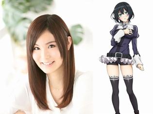 『sin 七つの大罪』新キャラ・真莉亜役に戸田めぐみさん決定! 気になる初回放送日は、4月14日と判明
