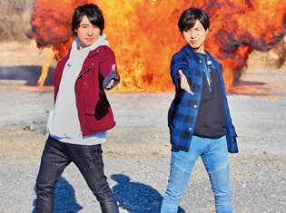 神谷浩史さん42歳の誕生日企画『仮面ラジレンジャーニー』のDVD化が決定! アニメイトではショップコンテストを開催