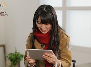『チェインクロニクル3』が『進撃の巨人』とコラボ! その記念にミカサ役・石川由依さんが「チェンクロ」を遊ぶPVを公開!