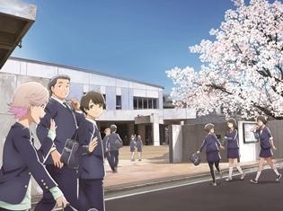 オリジナルTVアニメ『月がきれい』最新キービジュアル&番宣PV公開&主題歌決定など、5大ニュースをお届け!