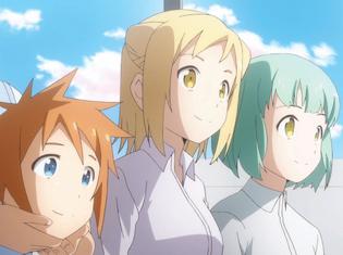 TVアニメ『亜人(デミ)ちゃんは語りたい』第11話より先行カット到着!鉄男が亜人ちゃんたちのことで教頭に釘を差されてしまい……