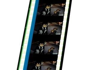 『劇場版 ソードアート・オンライン』第5週の来場者特典は、「35mmフィルムコマ」に決定! 劇場版の名シーンを手に入れよう