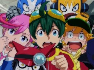 『デジモンユニバース アプリモンスターズ』嶋村侑さんが、新バディアプモン役に決定! 第24話先行カットも公開