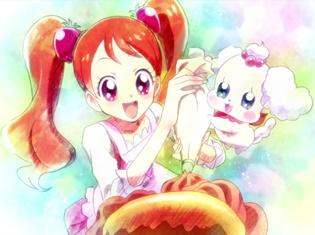 TVアニメ『キラキラ☆プリキュアアラモード』第7話「ペコリン、ドーナツ作るペコ~!」より先行場面カット到着! プリキュアの5人がお茶会することに!