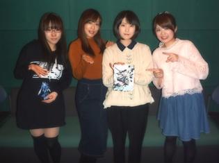 佳穂成美さんら『フレームアームズ・ガール』ドラマCD出演声優のコメント到着! 「AnimeJapan 2017」ではお渡し会イベント開催