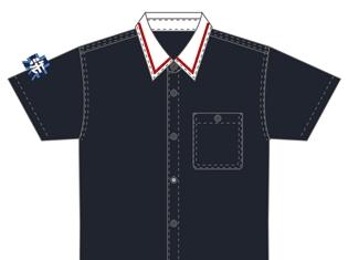 『ガールズ&パンツァー』より、各校のパンツァージャケットや制服をイメージした夏服「ガルパンツァーシャツ・クルツ」が発売決定!