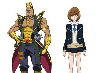 『遊☆戯☆王VRAINS(ヴレインズ)』放送は5月からと判明! 追加キャラクター2名の設定画や特番情報も公開