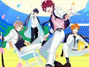 イケメン役者育成ゲーム『A3!(エースリー)』×アニメイトカフェのコラボが決定! 池袋と名古屋にMANKAIカンパニーがやってくる♪