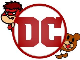 """スーパーマンが! バットマンが! スーパーヒーローズが鷹の爪とタッグ! """"DC×鷹の爪""""新作映画製作決定"""
