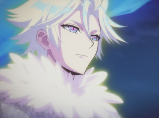 TVアニメ『双星の陰陽師』第49話より先行場面カット到着!ろくろは、紅緒から託されたあるものを取り出し……
