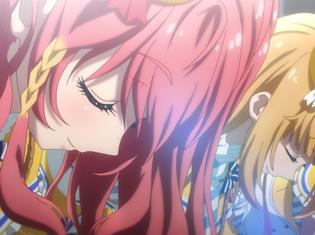 TVアニメ『アイドル事変』第12話より先行カット到着!アイドル議員たちの想いがひとつに――