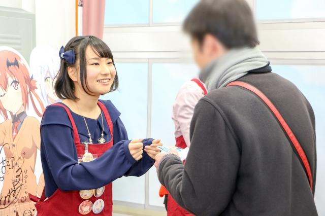 『ガヴリールドロップアウト』富田美憂さんが3話のガヴを再現!?