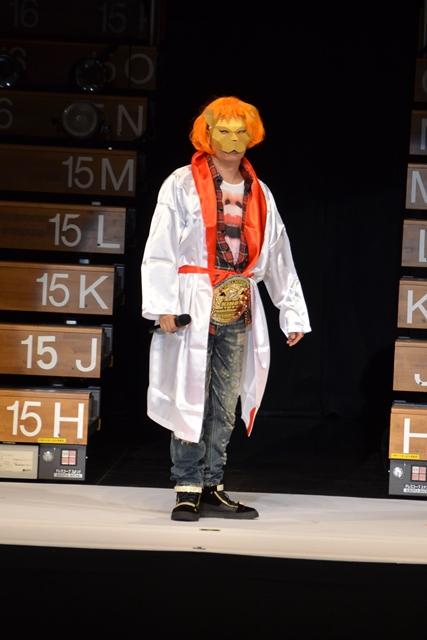 小野坂さん×神谷さん×豊永さん×岩田さんが最強の男を決める!?