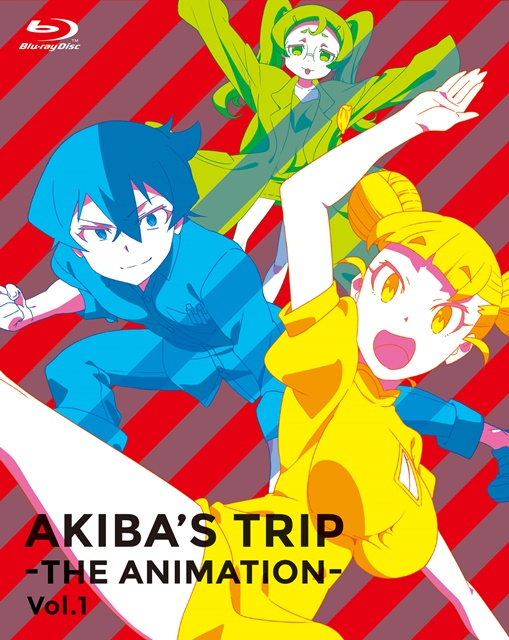 AKIBA'S TRIP -THE ANIMATION--2